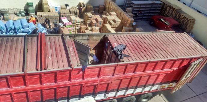 Sunat incauta dos contenedores con mercadería de contrabando valorizada en US$ 150 mil