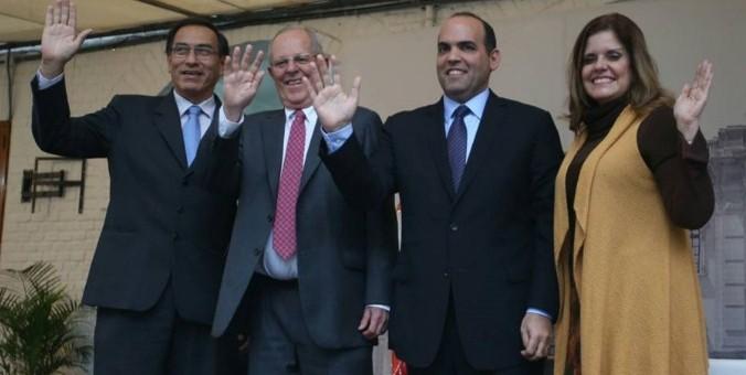 Fernando Zavala: Objetivo central del Gabinete será acercar el Estado al ciudadano