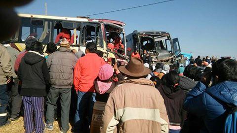 Cuatro personas fallecieron en accidente de tránsito protagonizado por El Zorro y Milagros