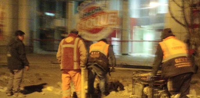 Caja Cusco emite comunicado de rechazo ante repentina instalación de paradero