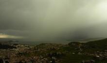 Comunidades campesinas del distrito de Ccorca fueron seriamente afectadas con las lluvias