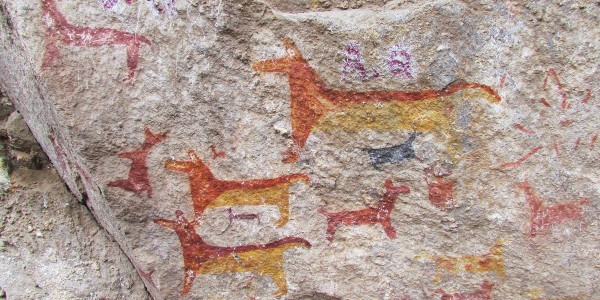 pintura rupestre 1