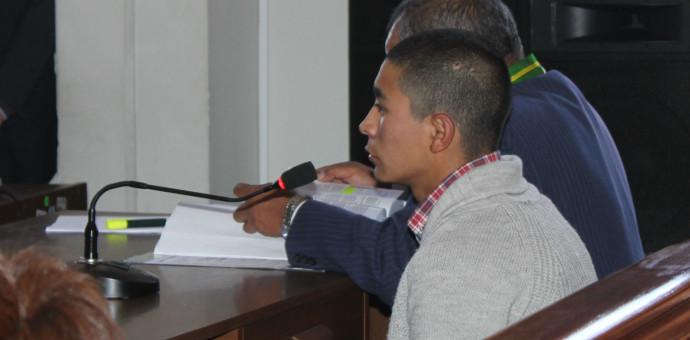 Dictan 9 meses de prisión preventiva para joven que dio muerte a JC Gutiérrez