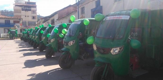 Municipalidad del Cusco hará respetar norma que prohíbe la circulación de vehículos motorizados de tres ruedas