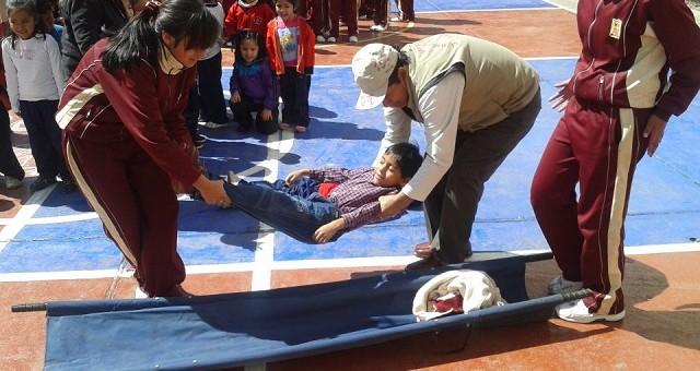 Más de 150 mil escolares de la UGEL Cusco participarán del simulacro de sismo este 13 de octubre