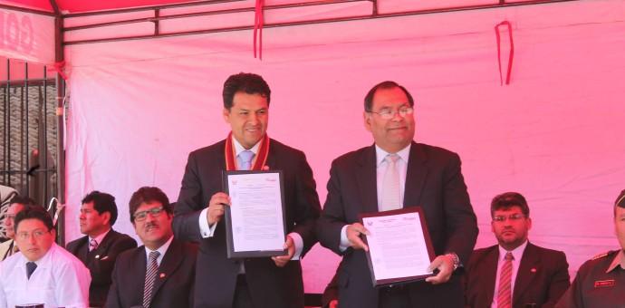 Para marzo del 2017 debe concretarse la instalación de banda ancha en la región Cusco