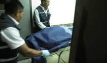 Cadáver no identificado se encuentra en la morgue del Hospital Antonio Lorena