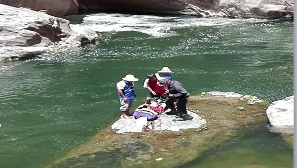 Adolescente de 17 años es encontrado muerto en el río Apurímac