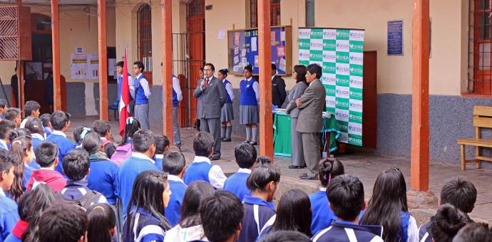 Más de 23 mil estudiantes participarán en el programa de prevención de drogas de Devida