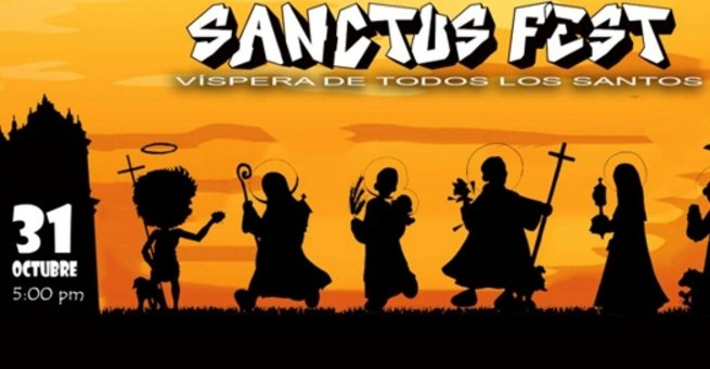 Sanctus Fest promete hacerle frente al Halloween este 31 de octubre