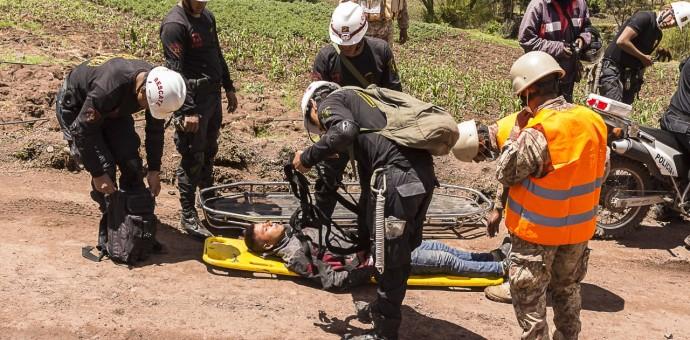 Distrito de Yaurisque fue declarado en emergencia por movimiento sísmico