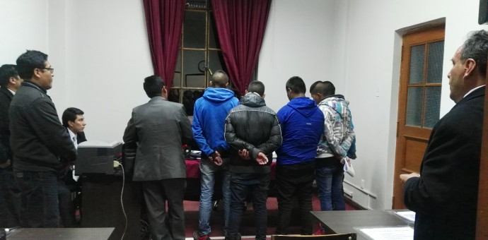 Juez cusqueño libera a 5 militares que asaltaron en banda y en horas de la noche