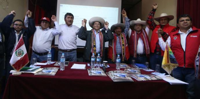 Alcalde de Chumbivilcas anuncia presencia de autoridades regionales y nacionales