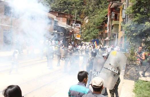 MachuPicchu decreta el inicio de una huelga indefinida contra PerúRail