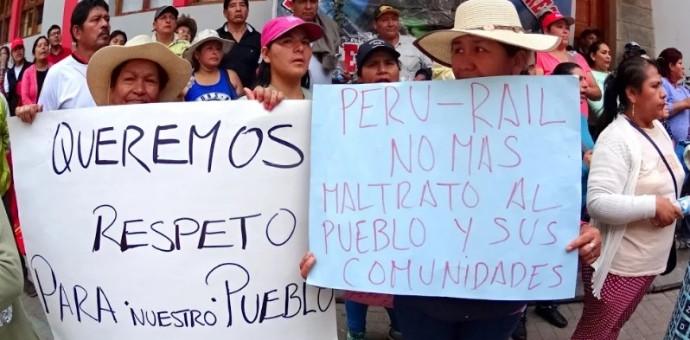 Director de Cultura advierte que huelguistas en MachuPicchu tienen otro tipo de apetitos