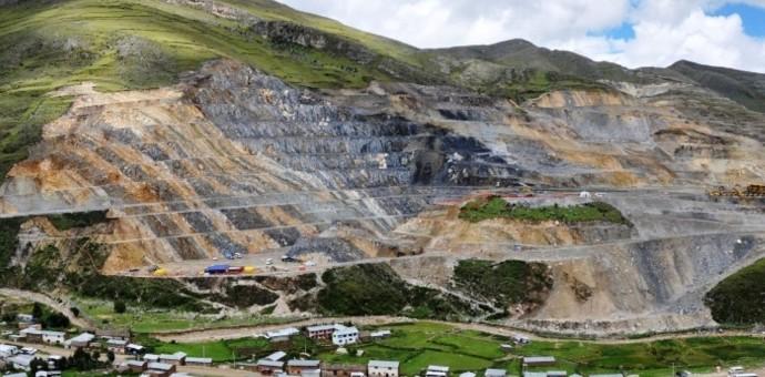 Minero muere en la planta concentradora de la empresa Las Bambas
