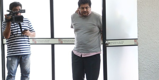 Odebrecht: Dictan 18 meses de prisión preventiva a ex funcionario aprista