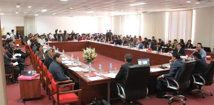 Consejo de Coordinación Regional se reúne este lunes para acordar acciones sobre Chinchero