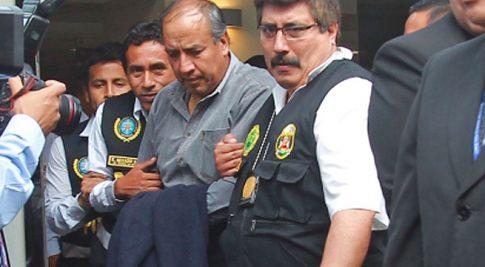 Fiscalía solicita 18 meses de prisión preventiva para ex presidente regional Jorge Acurio