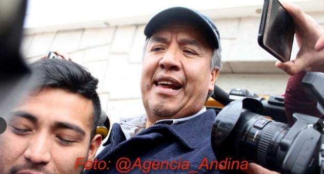 Detienen a ex presidente regional Jorge Acurio por presunta coima de $ 3 millones