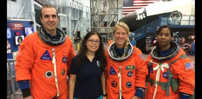 Destacada profesional cusqueña ofrecerá una conferencia sobre su experiencia en la NASA