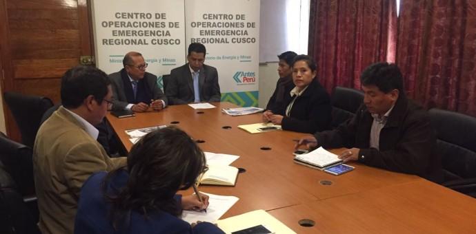 ¿Ministro de Energía y Minas Gonzalo Tamayo discrimina a periodistas cusqueños?