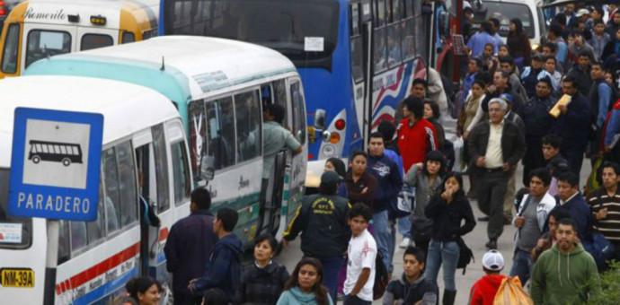 Transportistas cusqueños anuncian que acatarán el paro regional del 30 de mayo