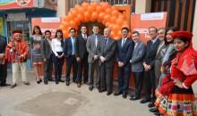Credinka inaugura moderna agencia en el centro comercial El Molino