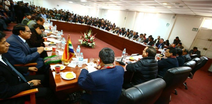 CCR exige al titular del MTC el inicio inmediato del movimiento de tierras de Chinchero