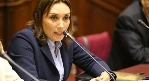 Renunciante congresista Patricia Donayre revela que en el fujimorismo no hay auténtica democracia