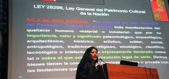 Cultura Cusco informa sobre delitos que afectan al patrimonio Cultural