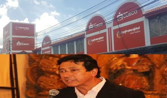 Comerciantes de Confraternidad exigen que el alcalde Carlos Moscoso cumpla su palabra