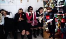 Ollantaytambo: Masiva intoxicación de escolares por ingerir gaseosa Coca Cola