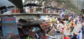 MachuPicchu: más de 25 toneladas de residuos sólidos recogen en cruzada de limpieza