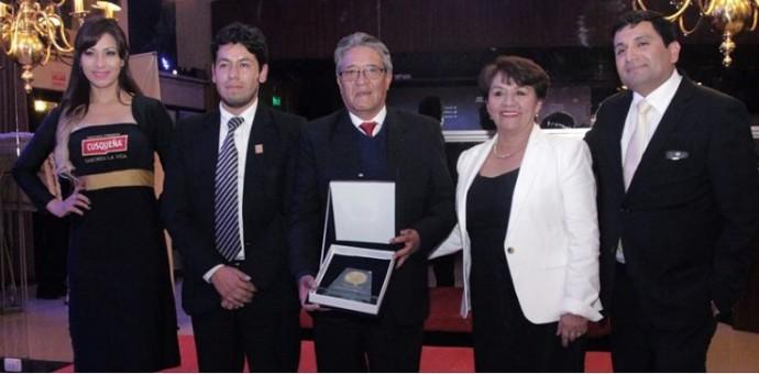 Cámara de Comercio del Cusco reconoce a la Corporación Khipu como Empresa del Año 2017