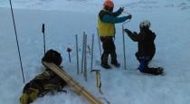 Realizan estudios en la cordillera del Vilcanota para conocer comportamiento glaciar