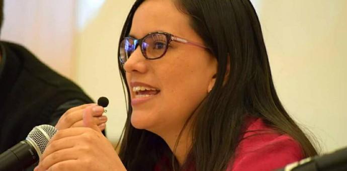 """Verónika Mendoza: """"Este gabinete es de la impunidad y cinismo"""""""
