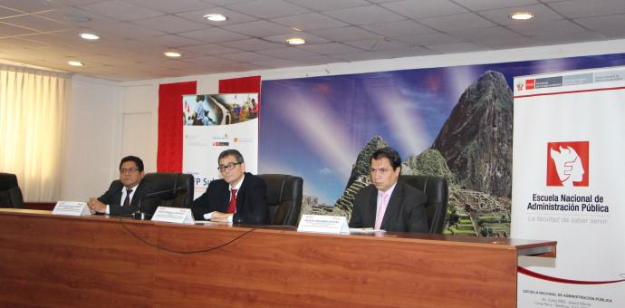 """SERVIR yel Gobierno Regional del Cusco presentan el """"AULA REGIONAL CUSCO"""""""
