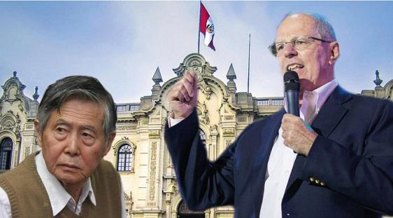 """""""El bobalicón de Kuczynski no hace otra cosa que pensar cómo y cuándo libera al asesino masivo Alberto Fujimori"""""""