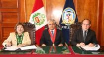 Corte Superior y Colegio de Abogados firmaron dos convenios que benefician a juristas