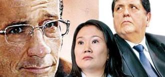 Por un triunfo de Perú y prisión preventiva para Keiko y Alan