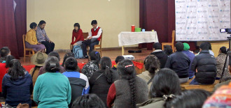 Con presentaciones de teatro se llegará a estudiantes y padres para evitar el consumo de drogas
