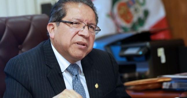 """Fiscal de la Nación: """"No voy a tener miedo y no me voy a dejar amilanar"""""""