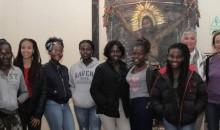 El Instituto KHIPU recibió la visita de estudiantes de Guayana Francesa