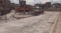 Alcalde de Wanchaq ratifica que el 18 de noviembre entregará la obra concluída de José Olaya