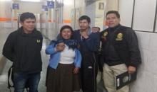 Menor desaparecido desde hace varios días fue ubicado en el Hospital Regional