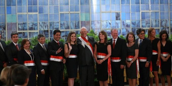 """Son ellos los nuevos ministros del """"gabinete de la reconciliación"""" de PPK"""