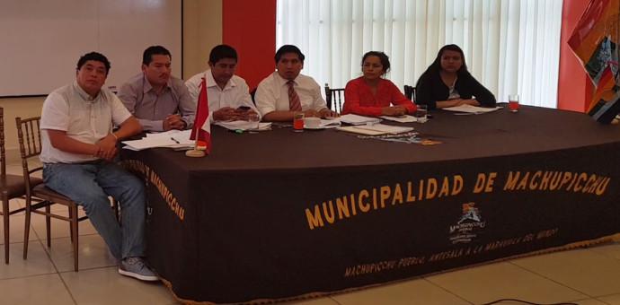 Pedido de vacancia contra alcalde y regidores de MachuPicchu fue declarado infundado por el JNE