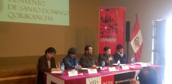 Por primera vez se realizará en Cusco este año la Bienal de Artes Visuales