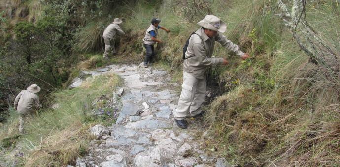 Turistas volverán a recorrer la red de caminos inka de MachuPicchu a partir del 01 de marzo